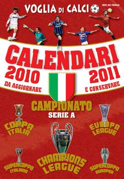 CALENDARIO DA TAVOLO 2010-2011