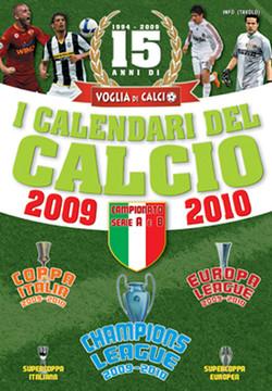 CALENDARIO DA TAVOLO 2009-2010