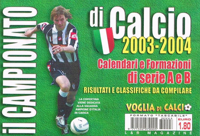TASCABILE 2003-2004
