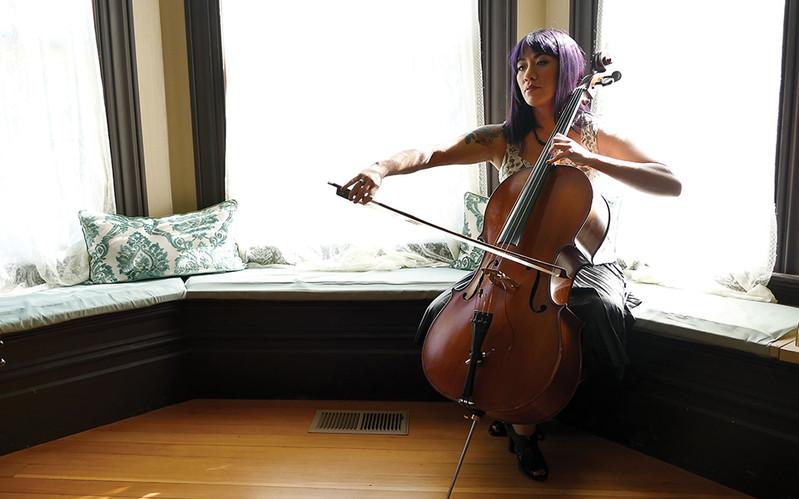 Carol Ann Strings Attached