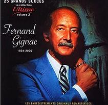 Fernand Gignac, J'avais Vingt Ans Jeu 22