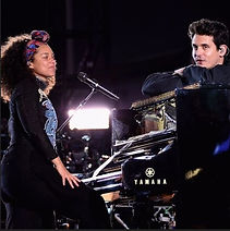 Alicia Keys Et John Mayer, If I Ain't Go