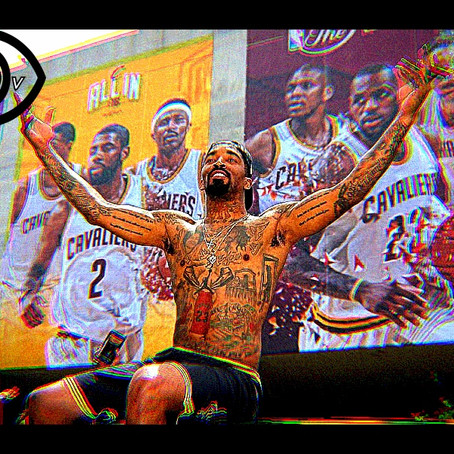 The Enigmatic Career of J.R. Smith
