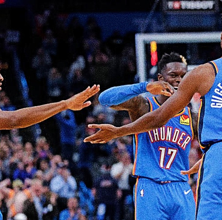 The Oklahoma City Thunder look Set for the Future