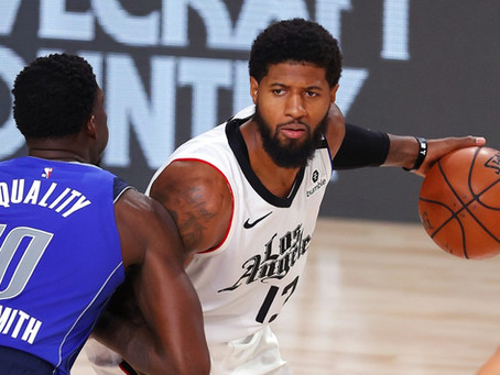 From Playoff P to Pandemic P: Paul George is and Has Been Overrated