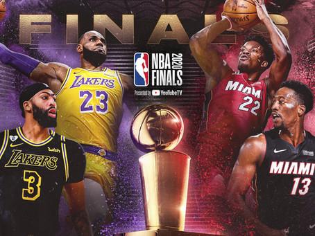 L.A. Lakers Vs Miami Heat 2020 Finals Preview