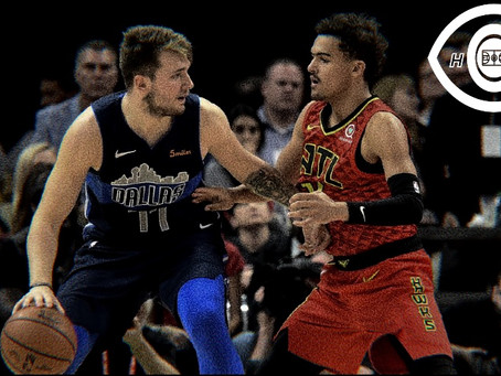 The Next Great Rivalry: Luka Doncic & Trae Young