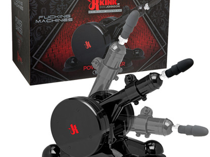 Fuck Machine Vac-U-Lock Kink Power Banger de la marque Doc Johnson de chez Espace Libido