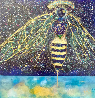 Honeybee Angel