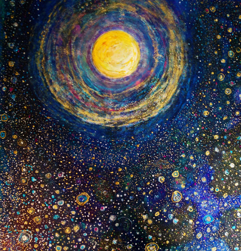 Rainbow Moon Bright