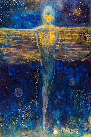 Dragonfly Angel