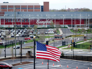 Campbell's Soup executive steps down after tweeting claims that George Soros planned migrant car