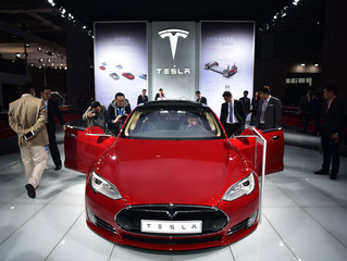 """Tesla secures 210 acres in China for a """"Gigafactory 3"""""""