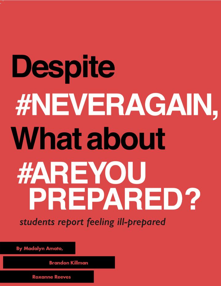 #AreYouPrepared