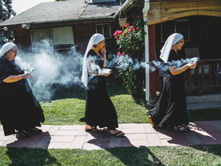 Some religious groups are claiming marijuana as a sacrament in their rituals.