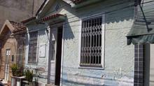 Antes e depois - reforma da Casa de Vila