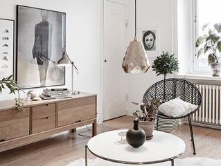 Simplicidade e elegância do estilo escandinavo