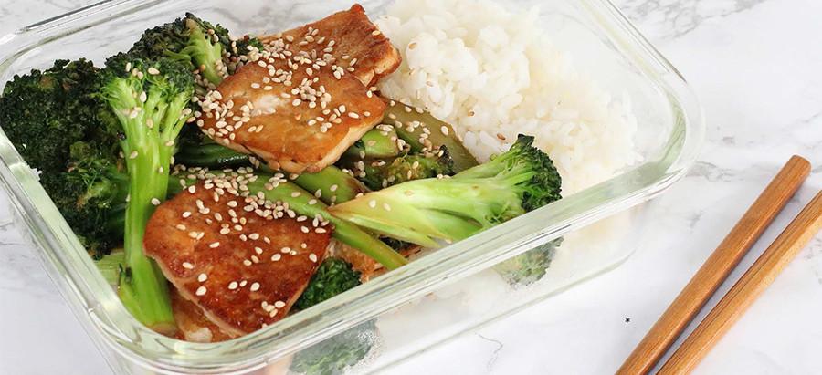 Tofu Broccoli Stir Fry