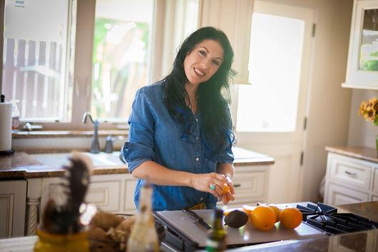 Kitchen, fruit, oranges, ashley chney, ashley krouse, healthy cooking