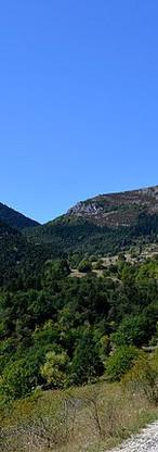Vers le plateau du Villard