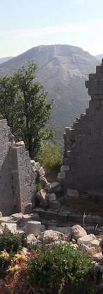 Ruines....