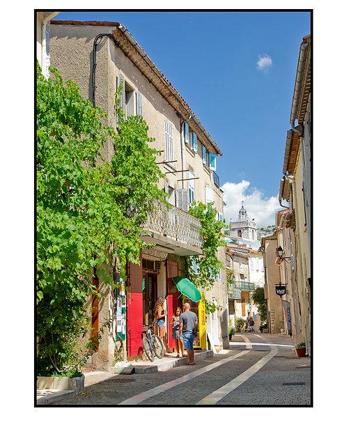 Rue Jean Vadon - Mons - Moyen format