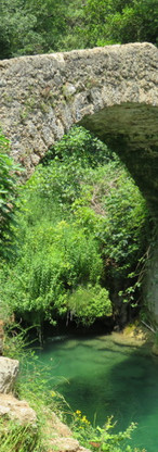 Siagne I - Pont romain des Tuves