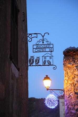 Mons en Provence - Décembre 2016