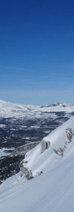 Le Mont lachens au coeur de l'hiver...