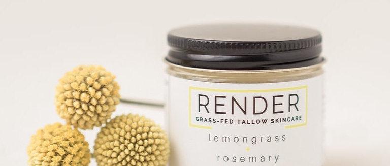 Lemongrass + Rosemary