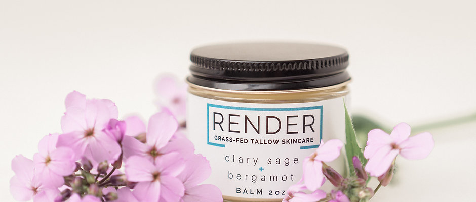 Clary Sage + Bergamot