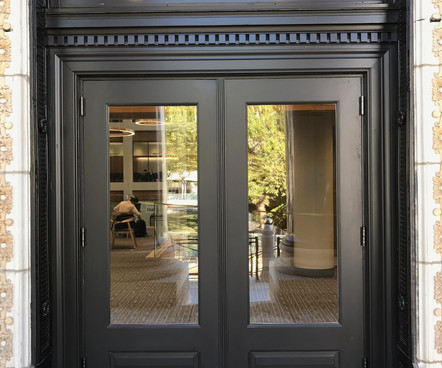Uconn Hartford Doors