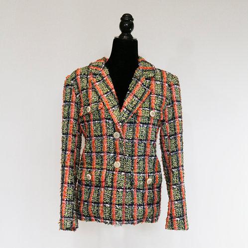 Saco Tweed Colores