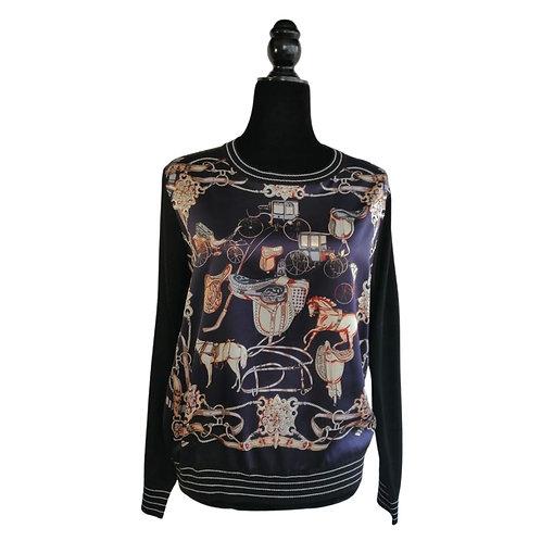 Sweater Azul Marino