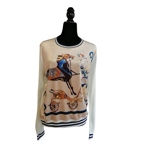Sweater Terciopelo