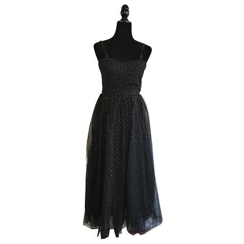 Vestido Largo Tul