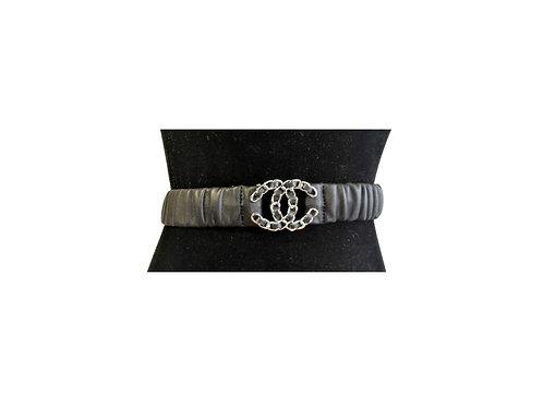 Cinturón Hebilla Plata