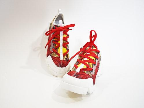 Sneaker D-Connect Rojo