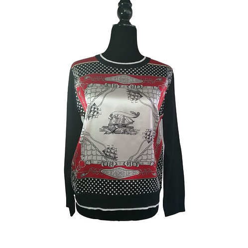 Sweater Barcos