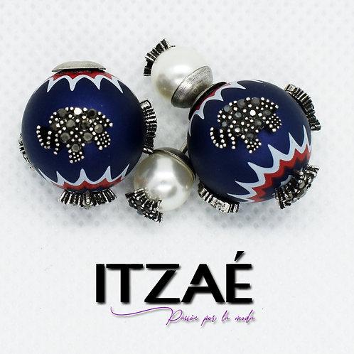 Arete perla y esfera