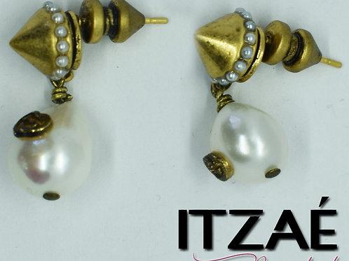 Arete perlas