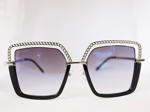 Gafas Cadena Negro