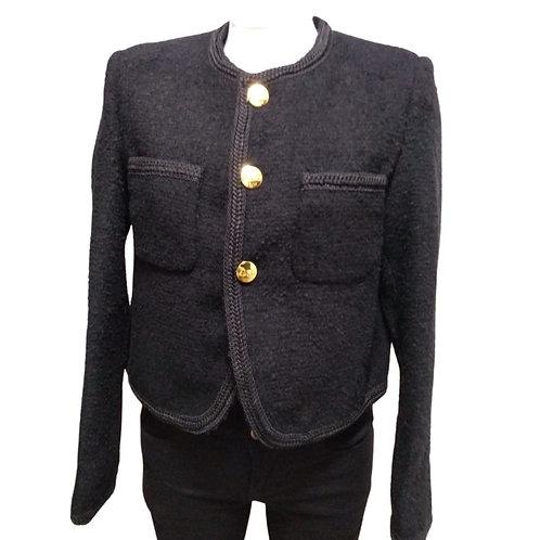 Torera Tweed Negro