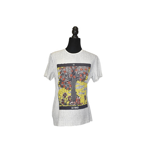 Playera tarot La force