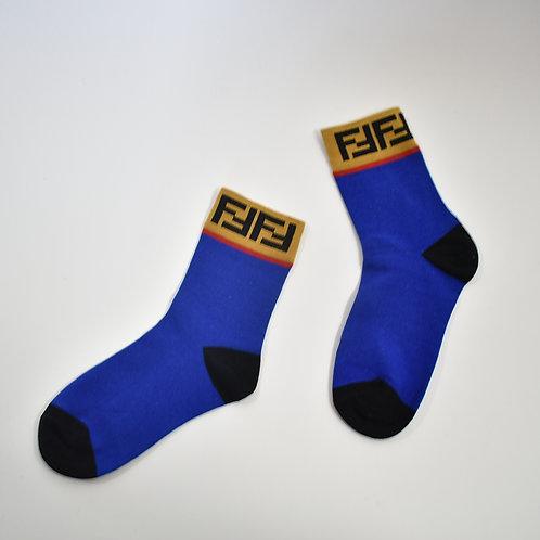 Calcetas azules