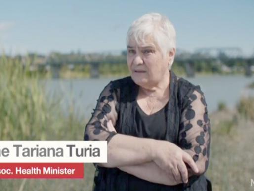 Dame Tariana Turia adds voice to 'no'