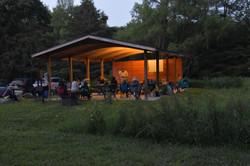 Kellettville Campground Pavilion