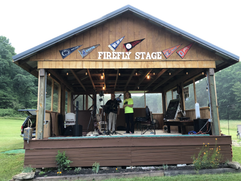 The Firefly Stage in 2020
