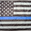 Thumbnail: USA Subdued Thin Blue Line Flag 3'×5'