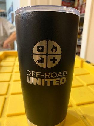 Off Road United Tumbler